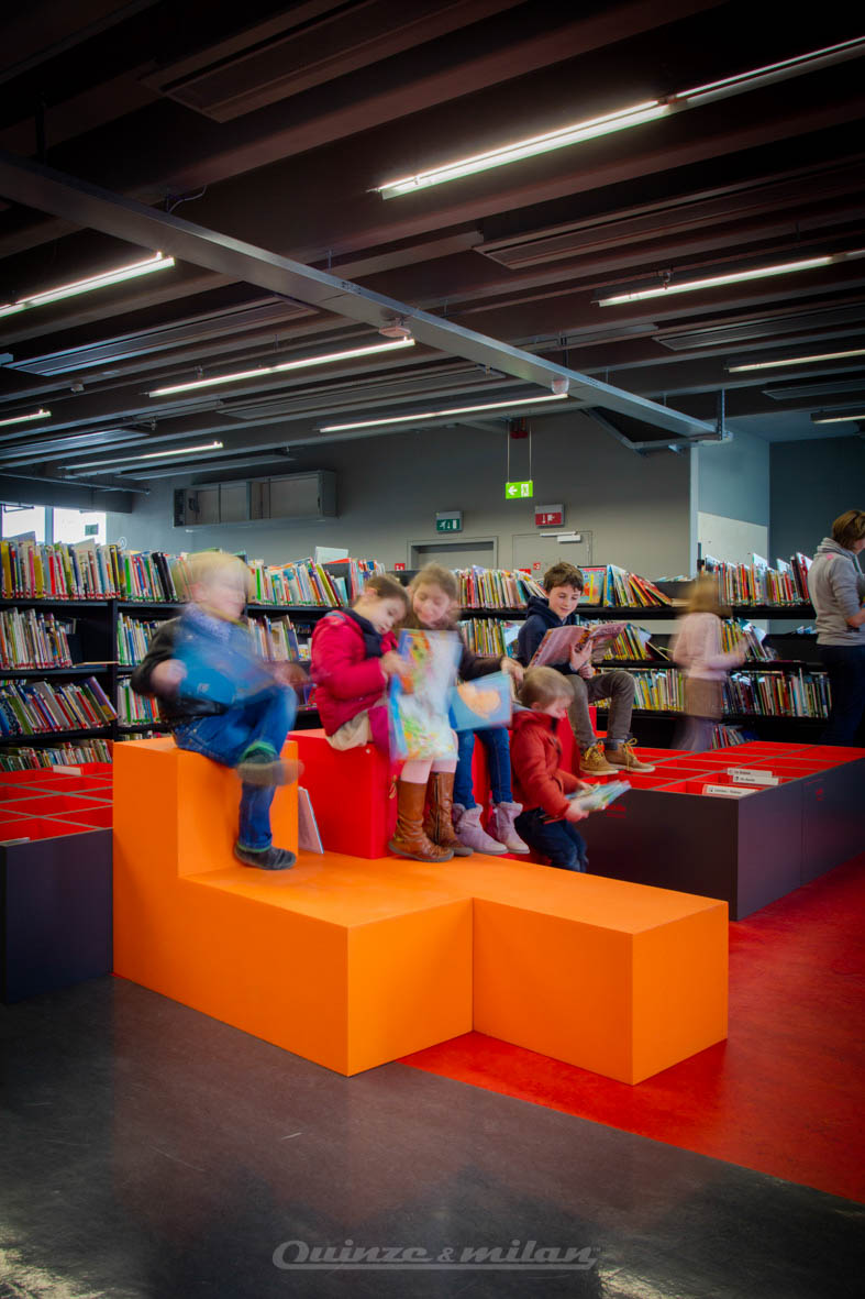 Library De Munt Roeselare 2016 -12