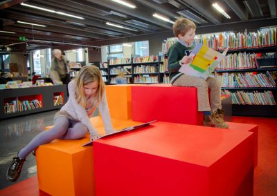 Library De Munt Roeselare 2016 -19