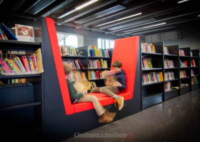 Library De Munt Roeselare 2016 -3