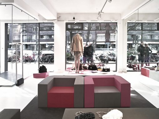 Anita Hass Fashion store Hamburg – 2008