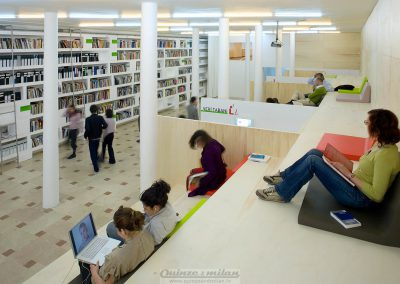 Open Library - Superpool Istanbul 2007-13