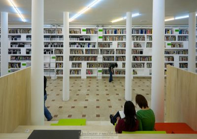 Open Library - Superpool Istanbul 2007-2