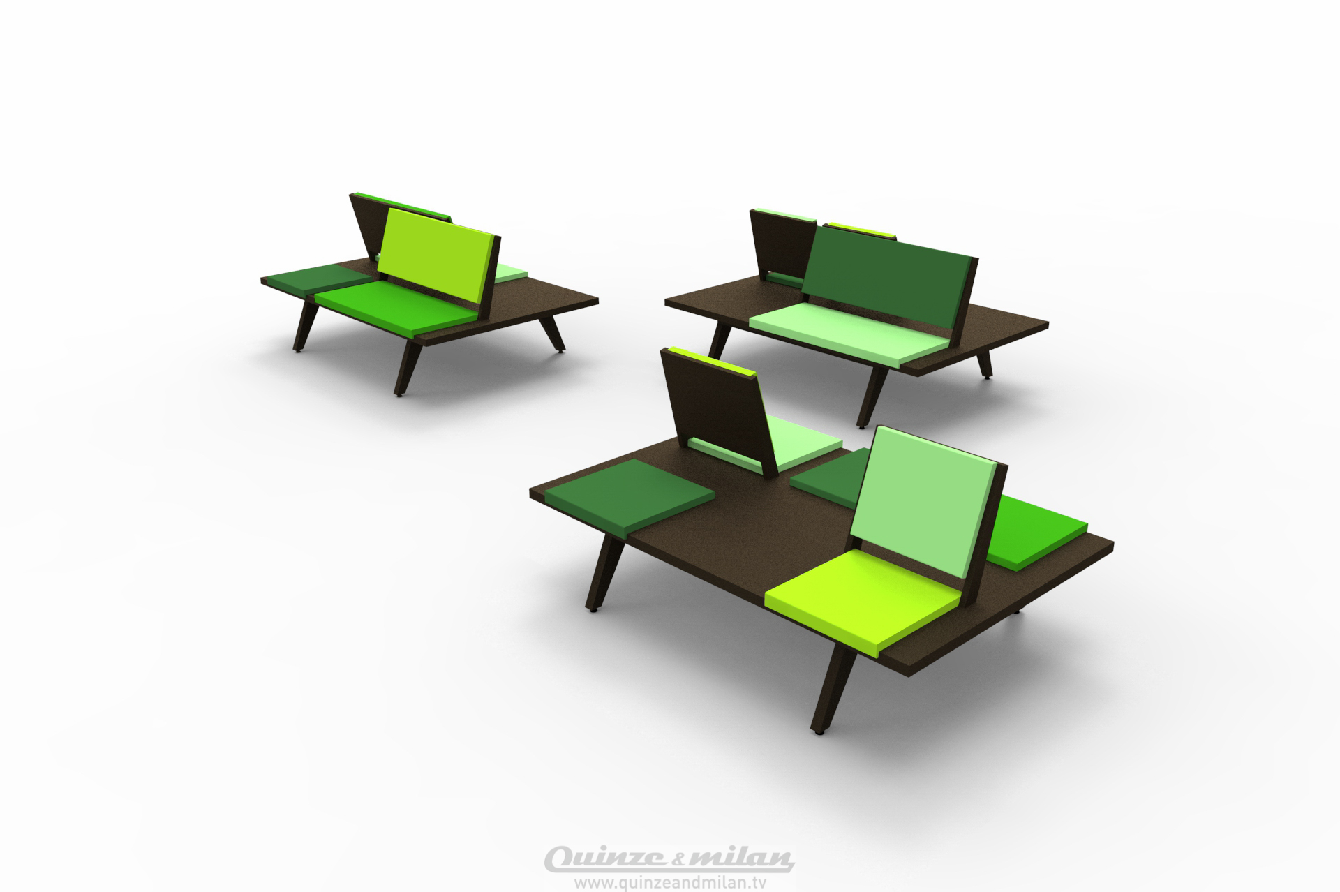 Airbench by Quinze & Milan