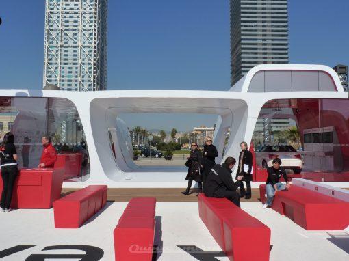Audi -Area 1 Roadshow Barcelona