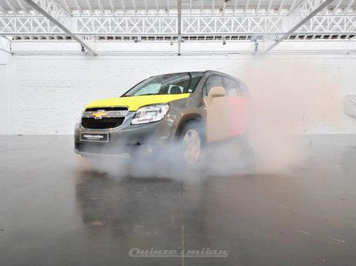 Chevrolet Superbrands Event London