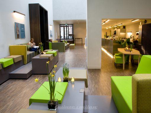 Custom seating solution – Den Haag