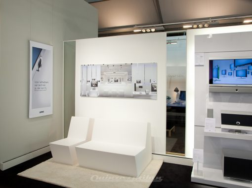 Primary seating solution – Loewe showroom
