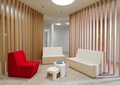 Primary upholtered - University Linze