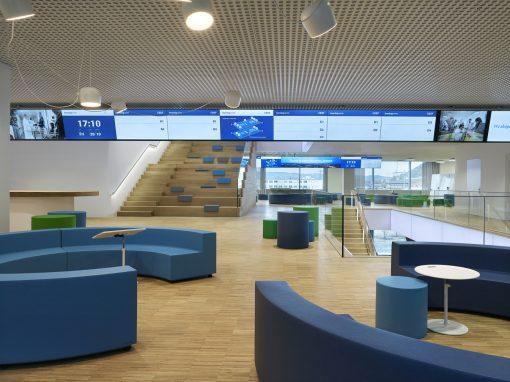 Learning Center Hoffmann La Roche Kaiseraugst (ch)