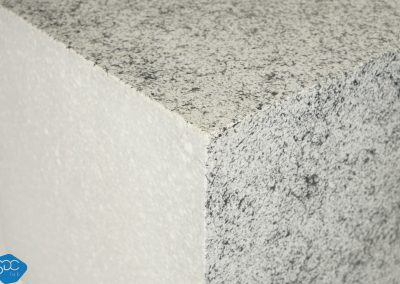 Speckled coating techn -00612